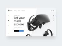 Oculus Exploration