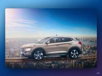 CGI — Hyundai Tucson