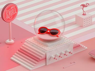 Beverly Hills Sunglasses