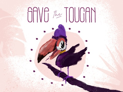 Save the toucan
