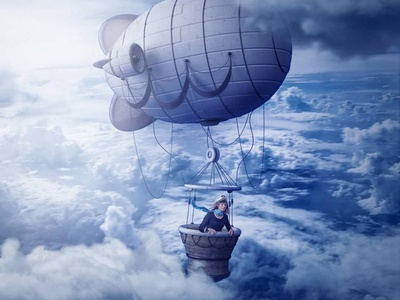 Airship travel