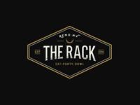 The Rack Logo Identity