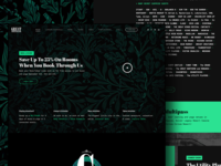 Great Depressurization Music Festival Web Design & Development