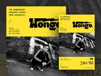 Wongo Poster / Flyer Design
