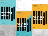 Moondog Matinee Poster Design