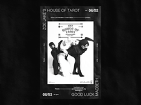 House Of Tarot @ Good Luck Macbeth