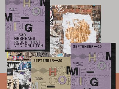 more #techno autumn pastel techno brutalism poster typography design graphic design