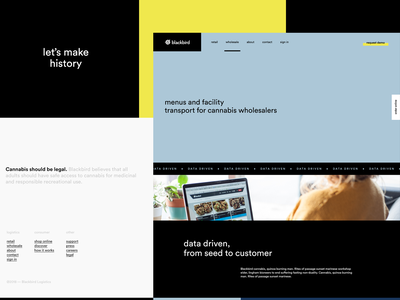 More fun explorations :D color minimal typogaphy ux ui layout web design bauhaus