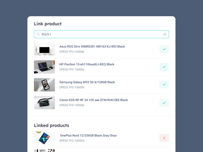 Modal window webdite product design simple inteface design minimal form search components ui-kit e-commerce design system interface popover modal window modal ui ui ux clean app design