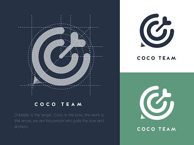 Coco team logo logo graphics