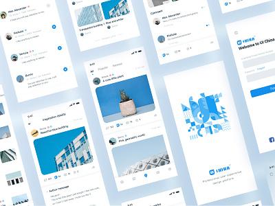 UI China ui icon design graphics app