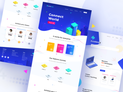 Code website Design