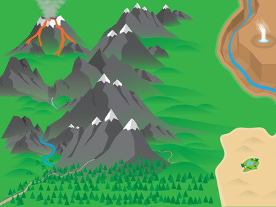 Mountains Guide