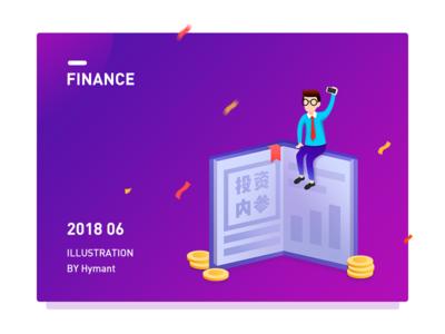 An illustration of Finance