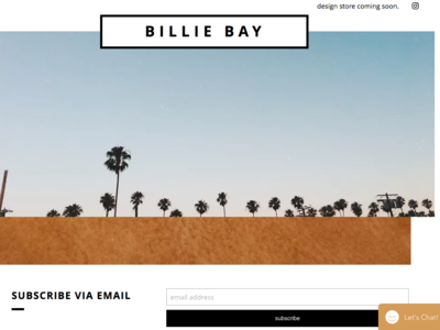 Billie Bay