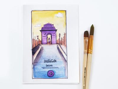 India Gate_Delhi