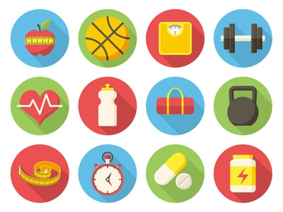 Freebie AI: Fitness Icons