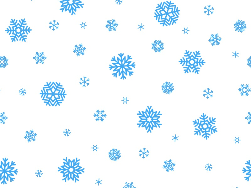 Snowflake Pattern vector  winter snowflake background new year illustration pattern holiday christmas
