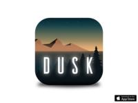Dusk App App Store Icon