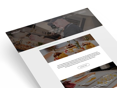 EYES/ONLY Responsive Experience Page