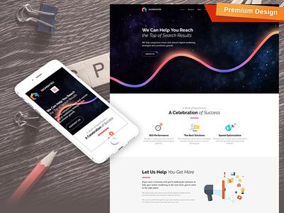 Seomentro Responsive Website Template responsive website design mobile website design website template design for website website design web design