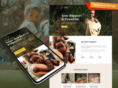 NGO Website Template for Charity Organizations website for charity charity charity organizations responsive website design mobile website design website template design for website website design web design