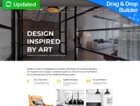 Interior Website Design for Interior Studio Websites
