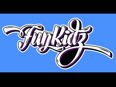 FunKidZ. font design