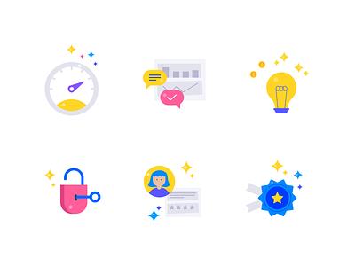 BetaTesta - Illustrations web ux ui illustration icon logo design branding app