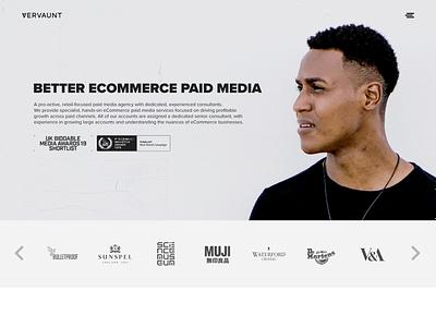 Homepage Design website concept homepage design web design website homepage