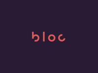 Bloc Logo Design