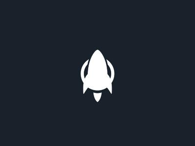 Rocket Design for #dailylogochallenge