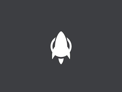 Rocket Design for #dailylogochallenge dailylogochallenge rocket icon logo