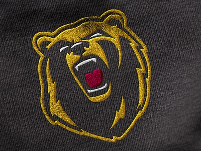 Oakland Bears Logo