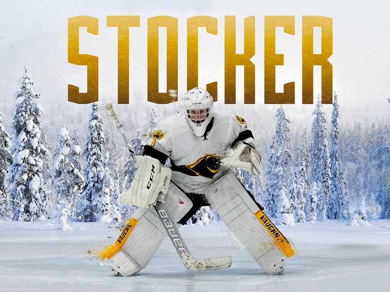 Oakland Bears  black yellow ice winter photoshop sports bears hockey