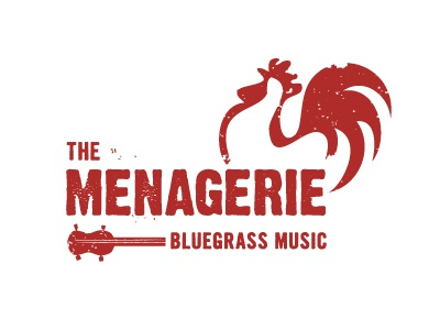 Menagerie Logo logo music rooster
