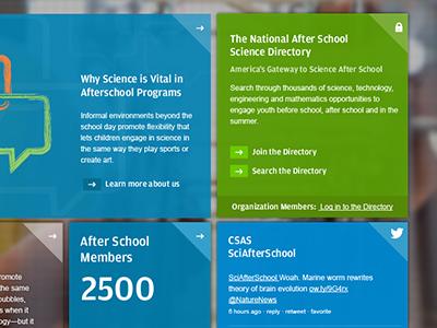 CSAS Homepage