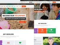 ELEVATION - Charity/Nonprofit/Fundraising WordPress Theme