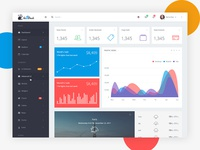 Hi5Dash - Admin Dashboard Template
