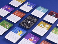Onboarding Game Cards