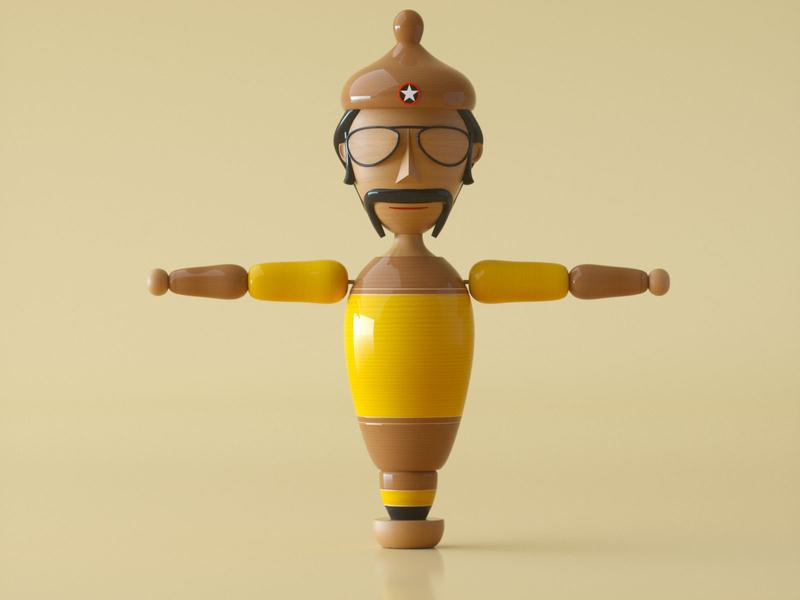 Character design - Nick series