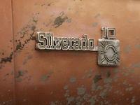 Silverado Heritage badge TV