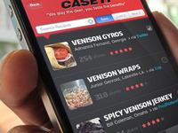 Case IH - Venison Finder App