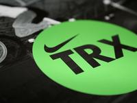 Nike TRX logo & cover art