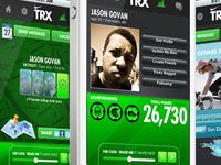 Nike TRX iPhone App
