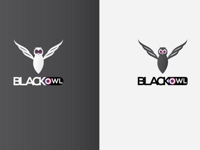 Blackowl Logo Design Template