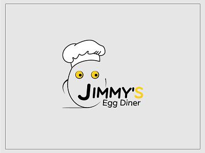 Jimmy's - Logo Design app icon badrrehman design vectorart visualstyle typography logo brand branding brandidentity