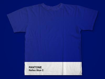 Pantone T Shirt