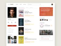 Goodreads Re-Design Concept