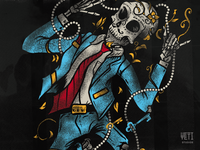 Ctw Apparel  - Dancin Bones